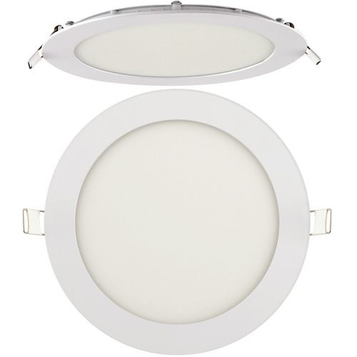 LED Panel Ultraslim weiss rund 18W