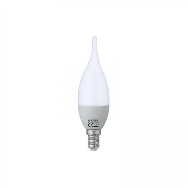 LED Leuchtmittel E14 Kerzenform Flamme 4W 250lm warmweiss