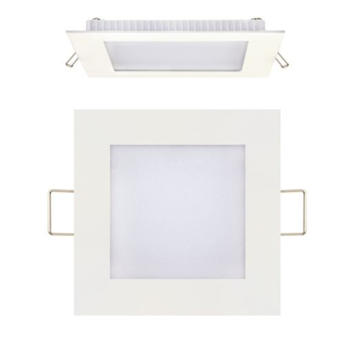 LED Panel Ultraslim weiss eckig 3W