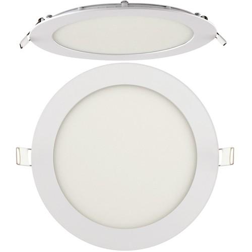 LED Panel Ultraslim weiss rund 15W