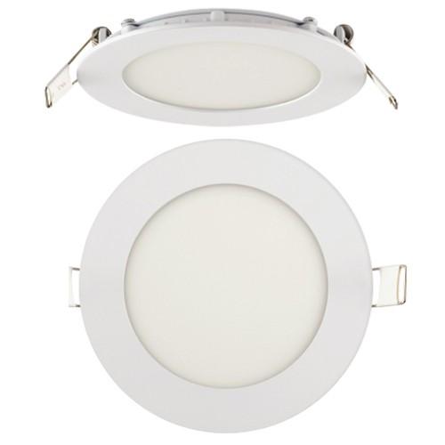 LED Panel Ultraslim weiss rund 6W