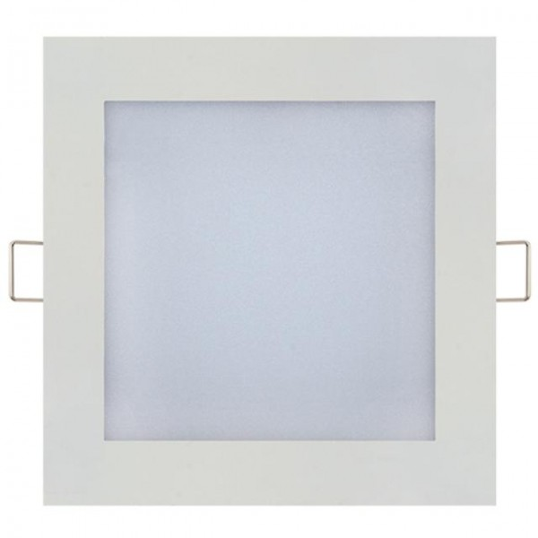 LED Panel Ultraslim weiss eckig 6W